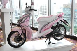 Gambar Modifikasi Motor Honda Beat Hitam 2014 Gallery