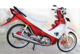 Gambar Modifikasi Motor Revo Fit 2014 Gallery Motor Modifikasi