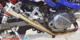 Gambar Modifikasi Yamaha Jupiter Z1 2014 Gallery Motor Modifikasi